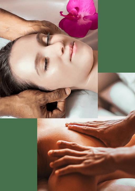 Soins visages et massages