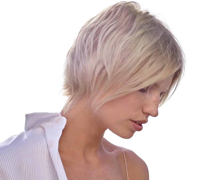 Soleia Coiffure Blonde